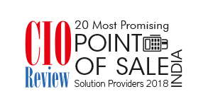 20 Most Promising POS Solution Providers - 2019