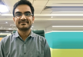 Amit Shrivastav, Project Manager, Kellton Tech