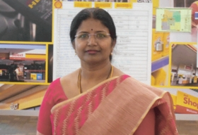 Kavitha Siddada, Head of Retail IT Platforms - Competence Center Manager at Shell