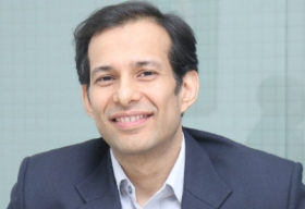 Anuj Kapuria, Founder & CEO, The Hi-Tech Robotic Systemz